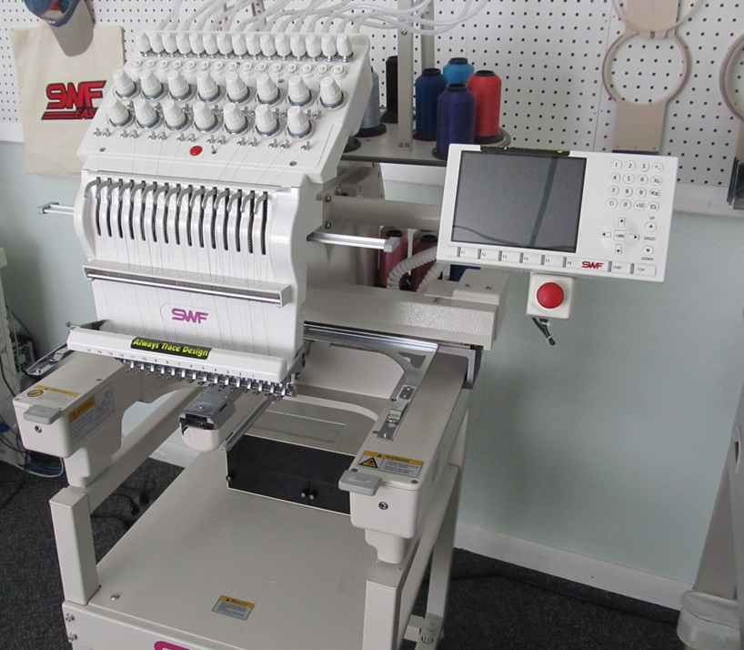 Business Startup - SWF Embroidery Systems