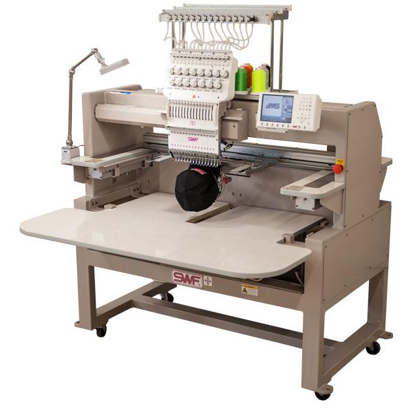SWF E-U Bridge Single Head (Wide Field) Embroidery Machine