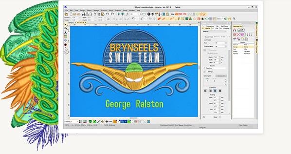 wilcom lettering image