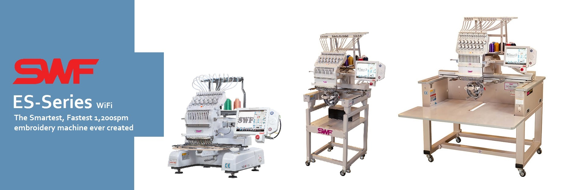 SWF ES Tubular machine range